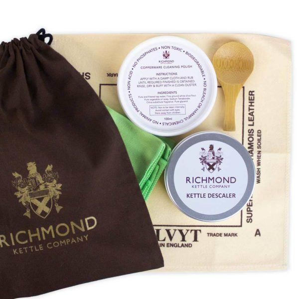 Richmond Kettles - Care Kit